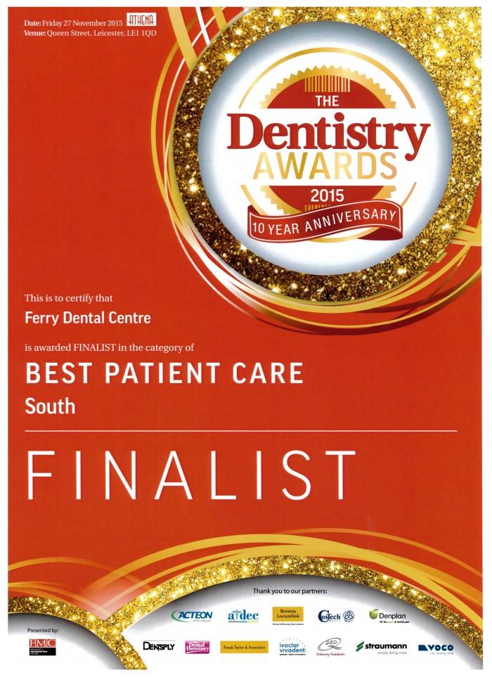 best patient care