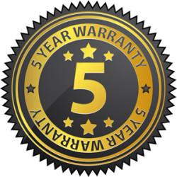 5-Year-Warranty